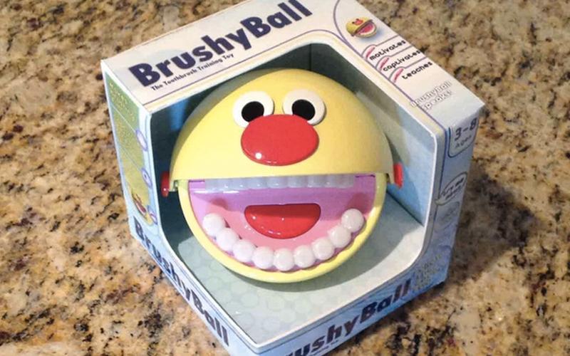 BrushyBall