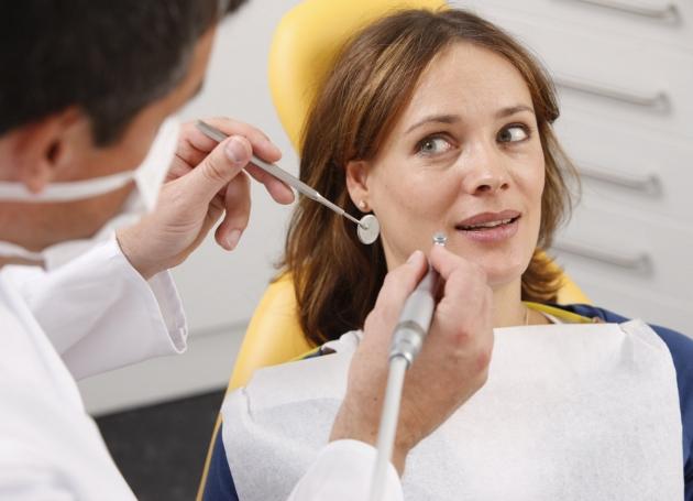 Когда беременной идти к стоматологу 21